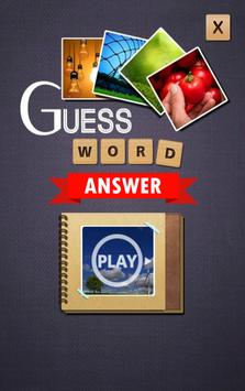 Guess Word Answers poster