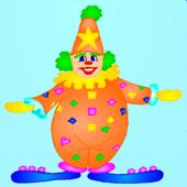 GOBE Circus Afrikaans Free icon