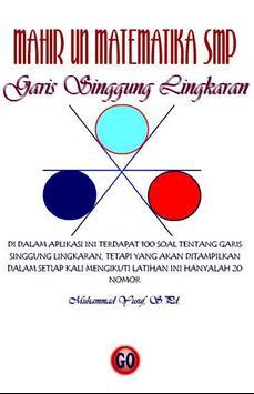 Mahir UN Matematika SMP 2 poster