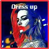 dress up Punk Girl's game icon
