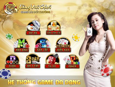 Game Bai Doi Thuong - VIP 2016 screenshot 2
