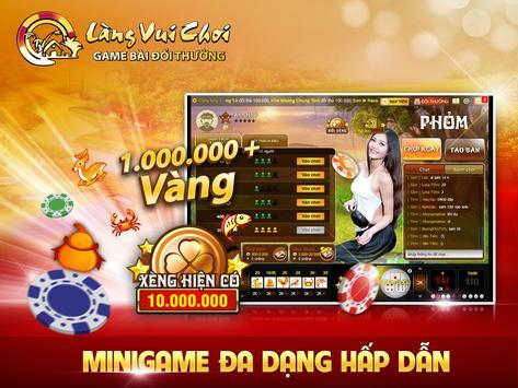 Game Bai Doi Thuong - VIP 2016 screenshot 7