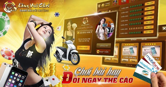 Game Bai Doi Thuong - VIP 2016 screenshot 5