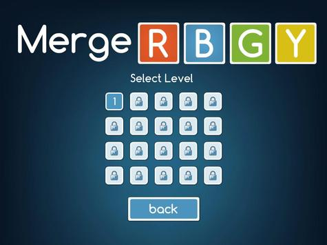 Merge RGBY apk screenshot