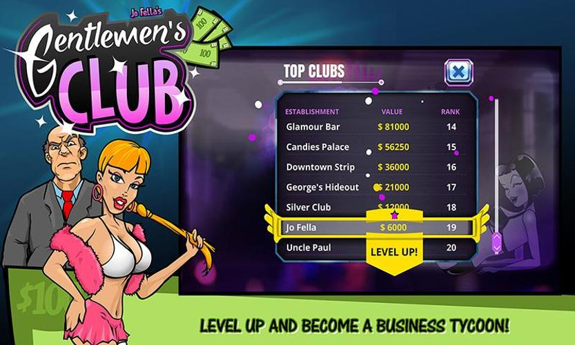 Striper club games