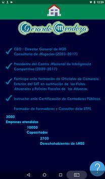 Gerardo Mendoza apk screenshot