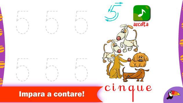 Giochi in italiano per bambini screenshot 1