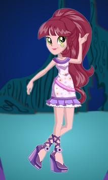 Dress up Gloriosa Daisy apk screenshot