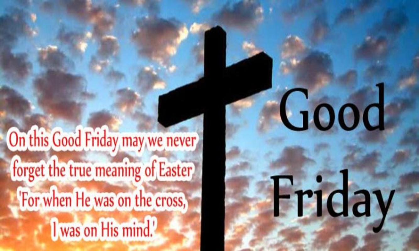 Good Friday Greeting Cards Apk