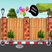 Gold Robbery Escape icon