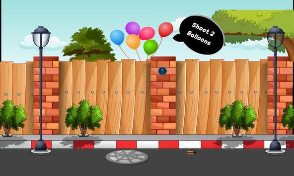Gold Robbery Escape apk screenshot