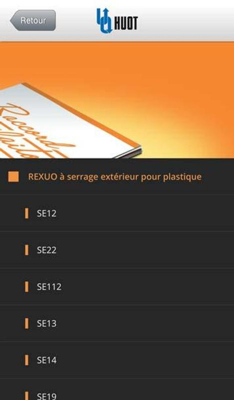 Catalogue Tarif Huot 2015 For Android Apk Download