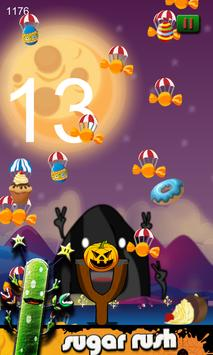 Halloween Sugar Rush poster