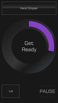 Hand Gripper: BP App apk screenshot