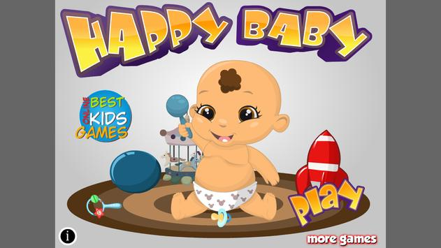 Happy Baby Care poster