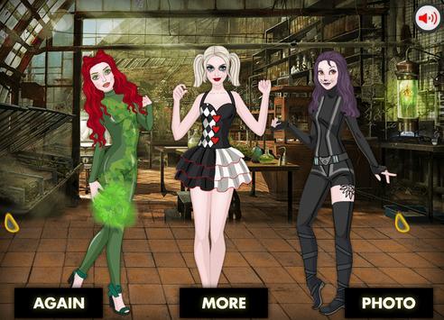 Punk Girl's Dress Up Harley apk screenshot