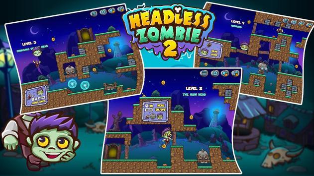 Headless Zombie screenshot 1