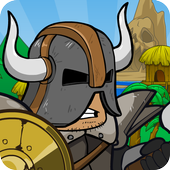 Helmet Heroes MMORPG - Heroic Crusaders RPG Quest icon