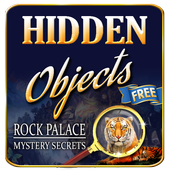 Hidden Object - Rock Palace icon