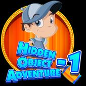Hidden Object Adventure-1 icon