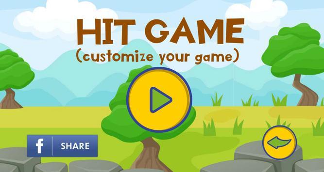 Hit Game poster