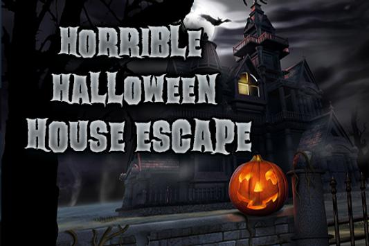 Horrible Halloween Escape poster