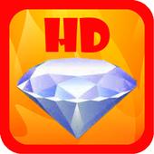 Hot Diamonds Free icon