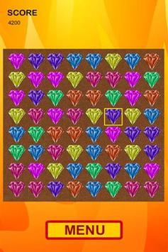Hot Diamonds Free apk screenshot