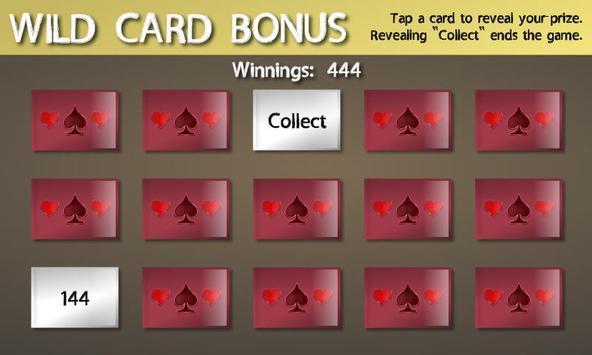 Hot Hand: Triple Poker Lite apk screenshot
