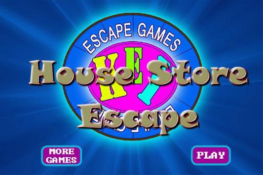 HouseStoreEscape apk screenshot
