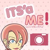 ITS'a ME! Girl Camera Free icon