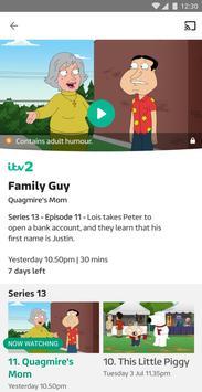ITV Hub poster