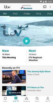 ITV Hub screenshot 2