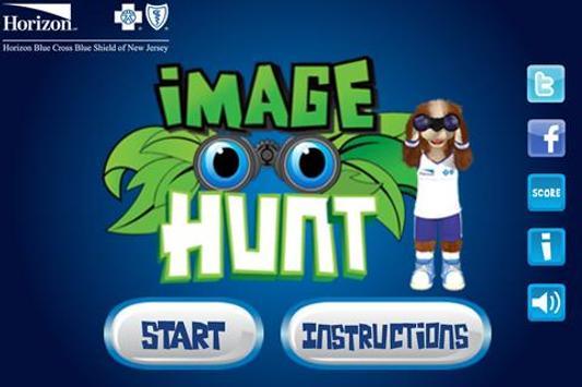 Image Hunt poster