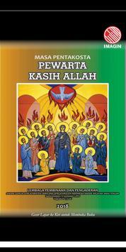 Persekutuan Doa Pentakosta 2018 poster