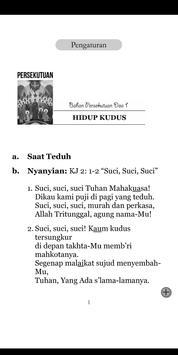 Persekutuan Doa Pentakosta 2018 screenshot 3
