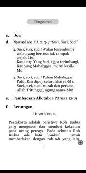 Persekutuan Doa Pentakosta 2018 screenshot 4