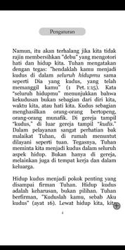 Persekutuan Doa Pentakosta 2018 screenshot 6