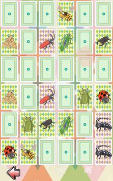 Insect and Pelmanism screenshot 3