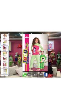 ملابس جودى للأطفال apk screenshot