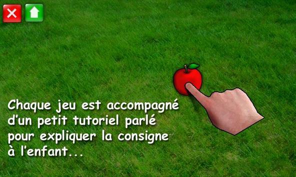 Jeux éducatifs 4 - en français apk screenshot