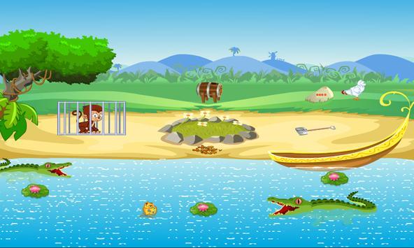 Jolly Boy Tiki Escape apk screenshot