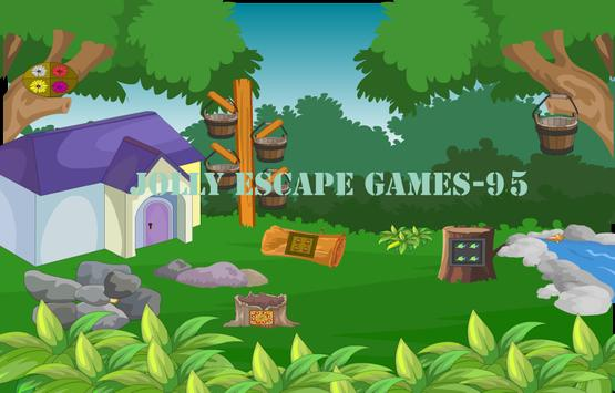 Jolly escape games-95 poster