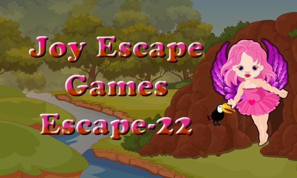 Joy Escape Games Escape-22 poster