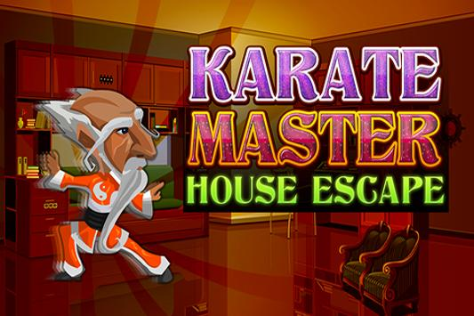 Karate Master House Escape poster