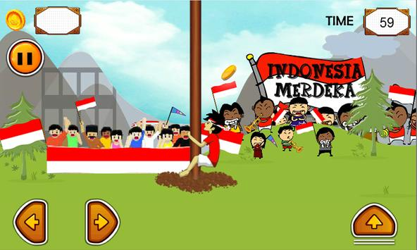 Game Kemerdekaan Indonesia poster