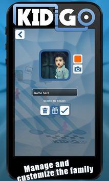 Kidigo - Kids reward program apk screenshot