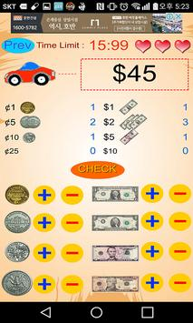 Kids Money Counter screenshot 1