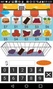 Kids Money Counter screenshot 2