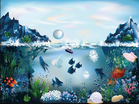 Hidden Object Underwater World apk screenshot